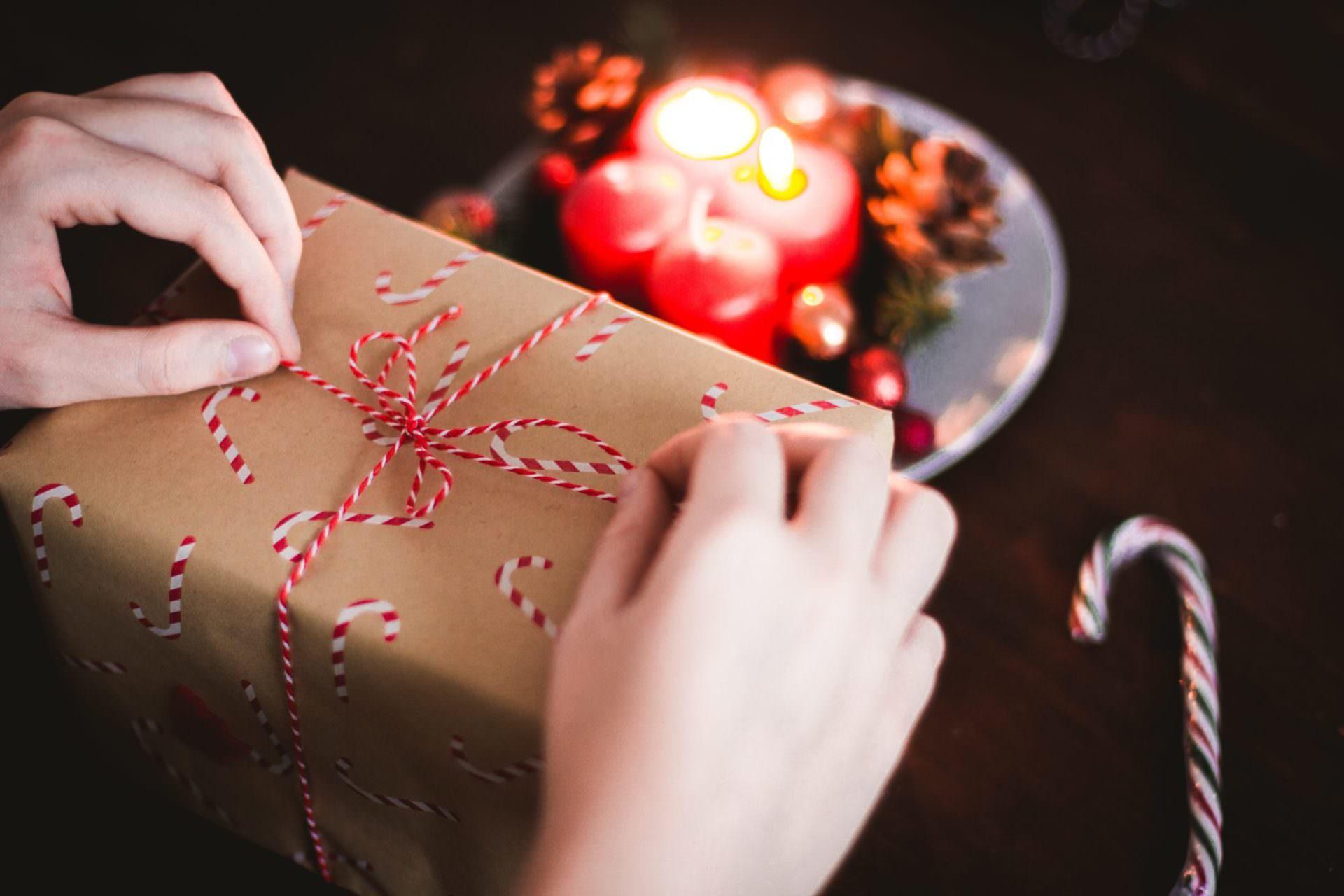 家族へのプレゼント