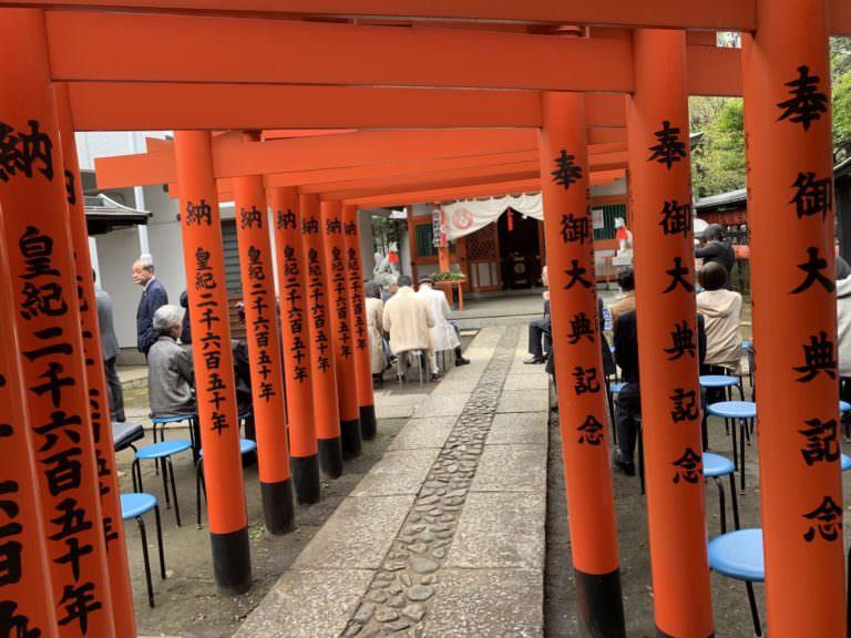 豊榮稲荷神社