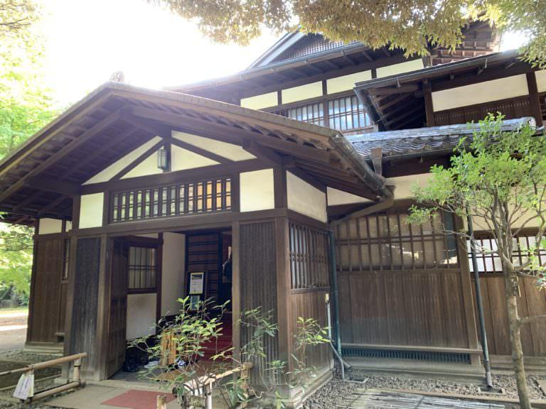 旧前田家本邸 和館