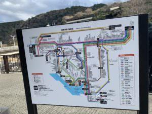 箱根登山鉄道 代行バス