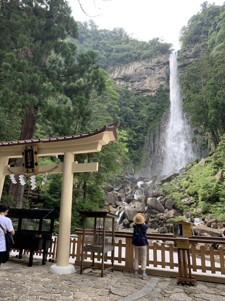 熊野那智大社別宮飛瀧神社
