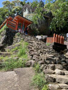 熊野古道 新宮 神倉神社 パワースポット 熊野信仰