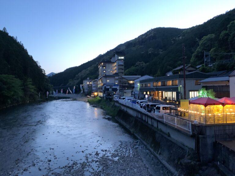 熊野 川湯温泉 仙人風呂