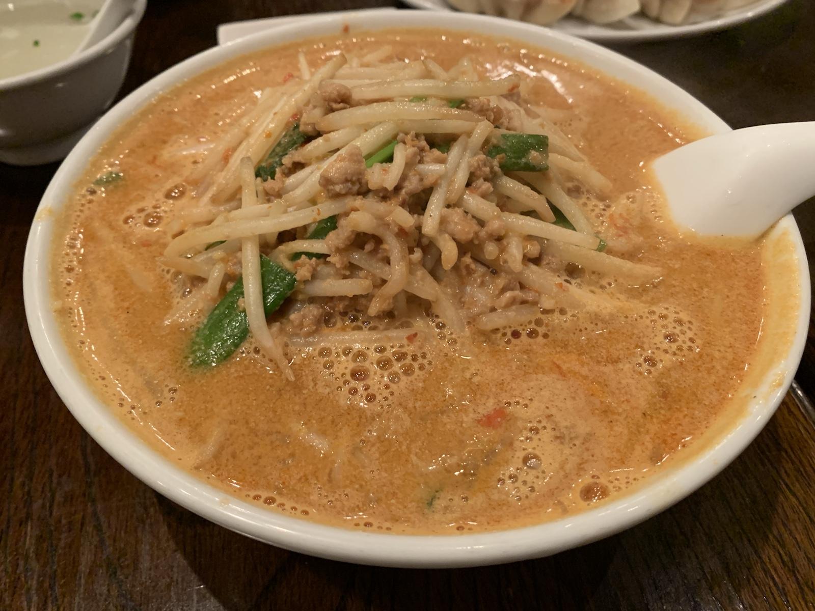 担々麺 リトル泰興楼 Fei店